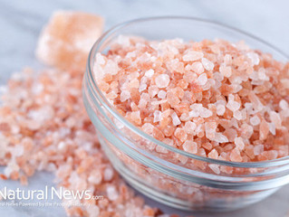 How to Remove Mucus, Bacteria, and Toxins From Your Lungs Using Himalayan Pink Salt