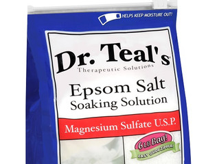 Epsom Salt Can Do THAT? (Yes, And It Should Be In Your Stockpile)