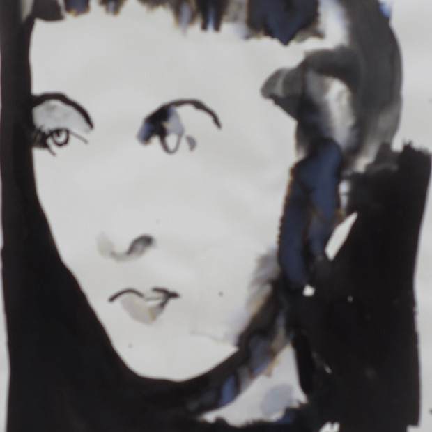 G.K. II          Ink on Paper 42 x 60 cm