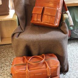 THE BRIDGE backbag and travelbag