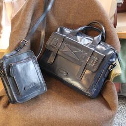 THE BRIDGE laptopbag and crossbody