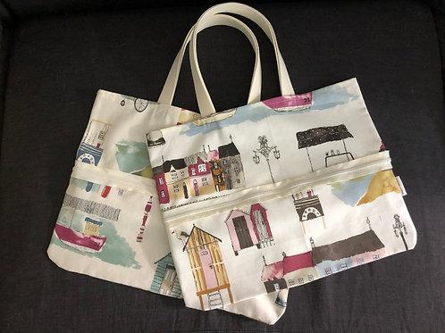 Margaret Bags - Vario Stoff Shopper Life