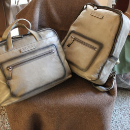 THE BRIDGE Freestyle laptop and backbag