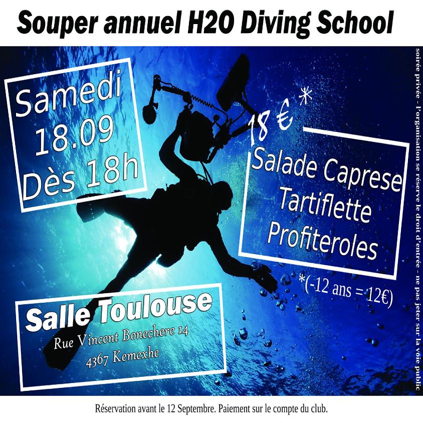 Souper Club H2O 2021