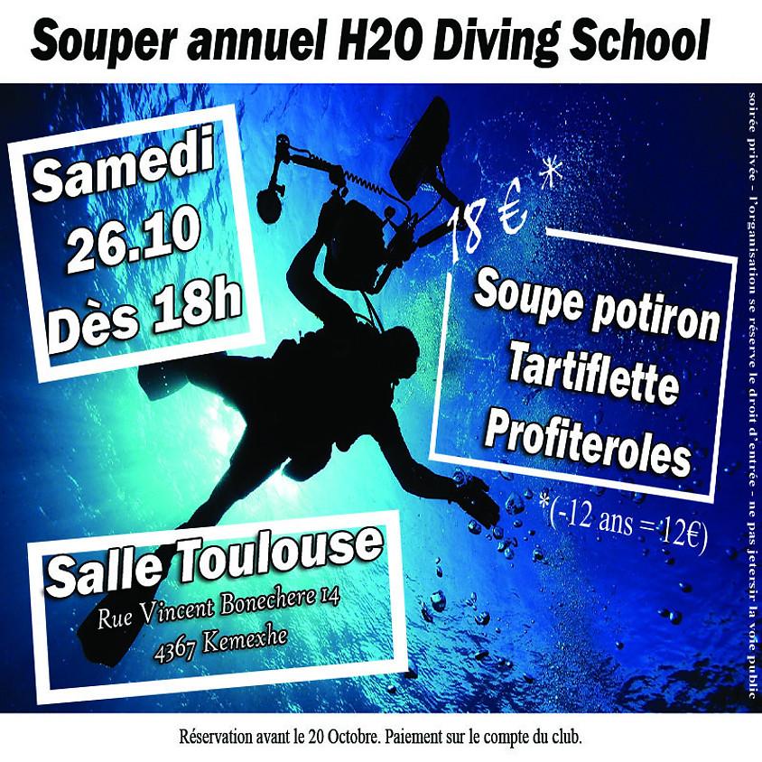 Souper Club H2O