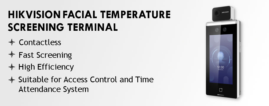 Face Temperature, Facial Temperature Terminal