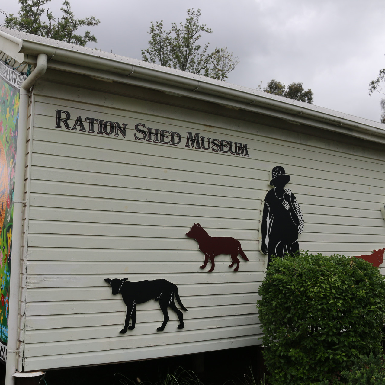 Ration Shed Museum