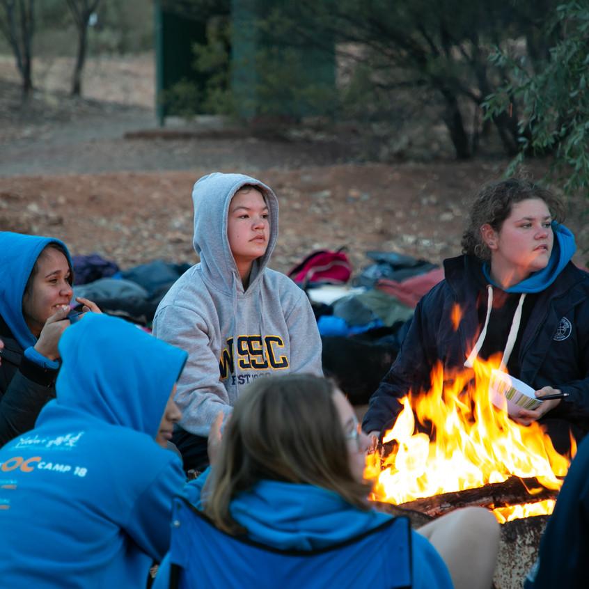 Campfire yarns...