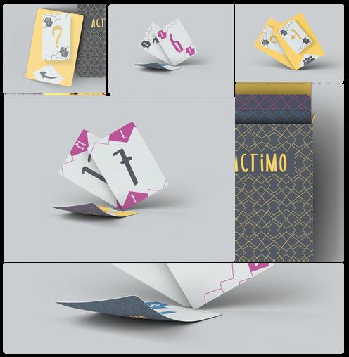 Actimo Kartenspiel