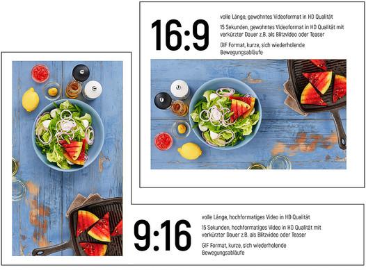 Melonensalat Schulte-Ladbeck Fotografie