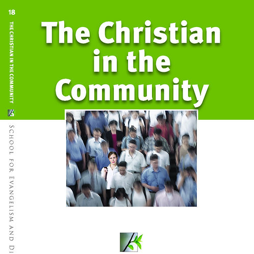 The Christian in His Community