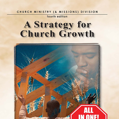 A Strategy for Church Growth