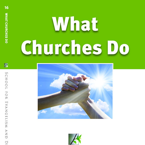 What Churches do