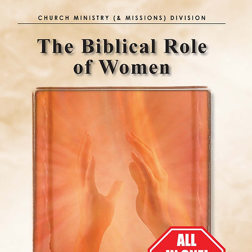 The Biblical Role of Women