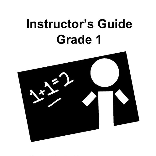 Children's Bible Curriculum - Instructor Guide
