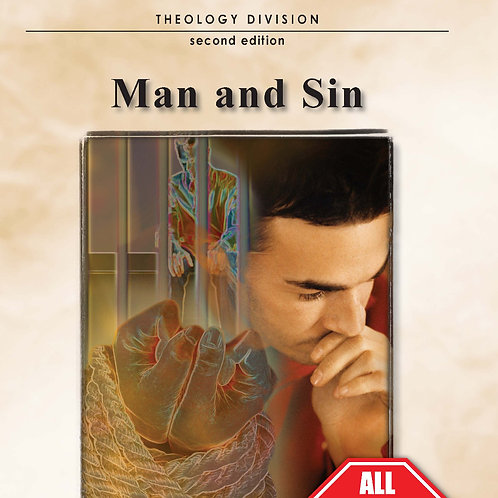 Man and Sin