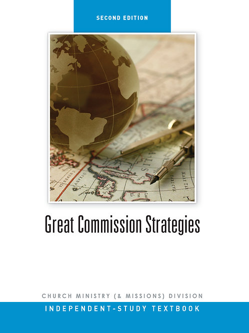 Great Commission Strategies