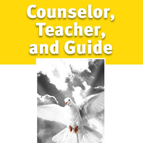 Counselor, Teacher and Guide