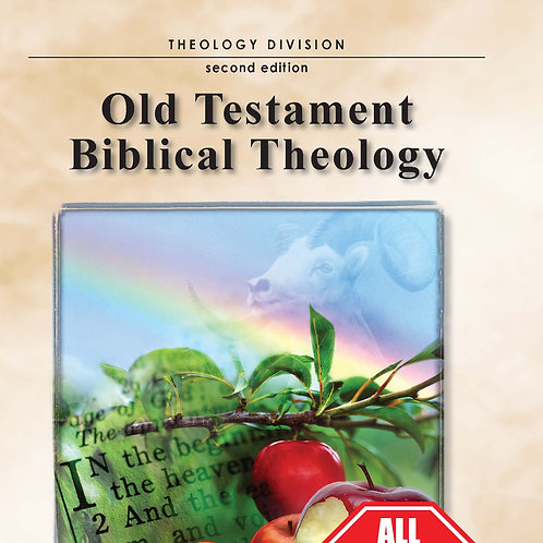 Old Testament Biblical Theology