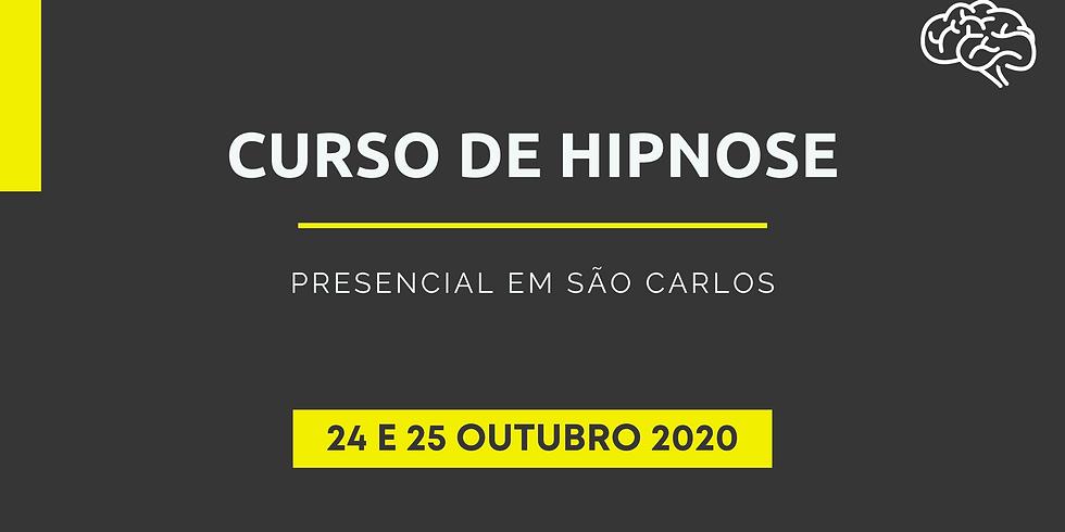Curso de Hipnose - Presencial São Carlos