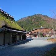 美山町自然文化村かやぶき別館