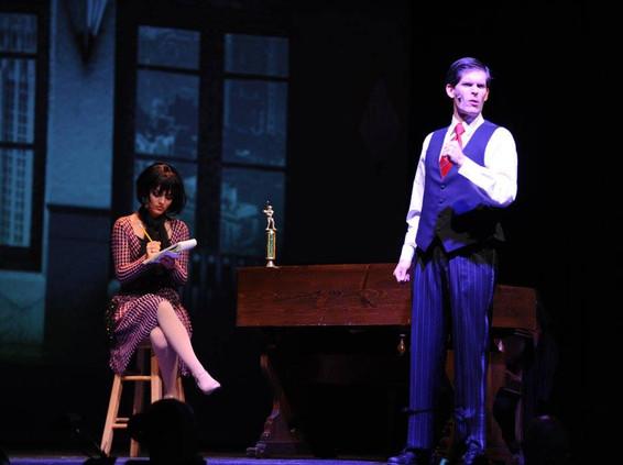 """Thoroughly Modern Millie"" - Trevor Graydon - Theatre League of Clifton"