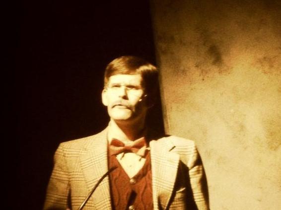 """Spamalot"" - Rhino Theatre"