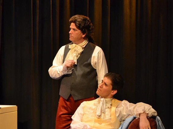 """Scarlet Pimpernel"" - Rhino Theatre"