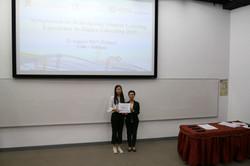 Distinguish Award - 2nd Runner-up