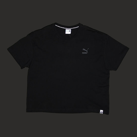 573453 01 Cropped Archive Logo Tee