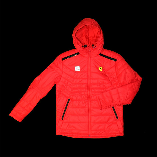 762240 01 SF Vent Padded Jacket