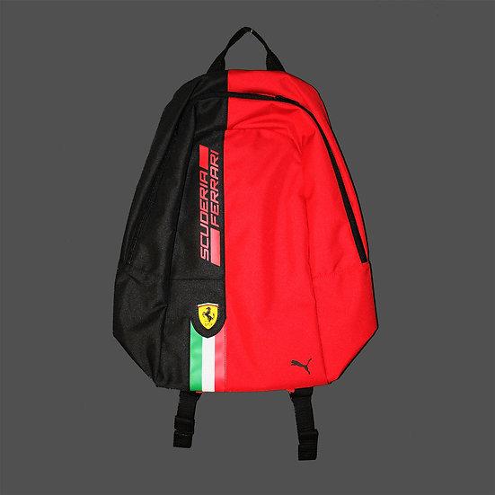 074273 01 Ferrari Fanwear Backpack