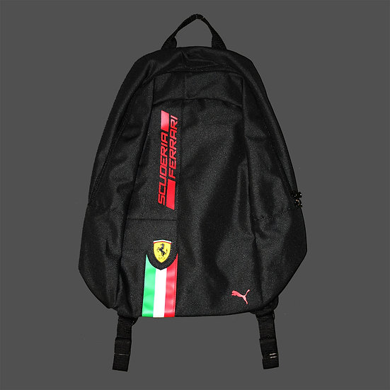 074273 02 Ferrari Fanwear Backpack