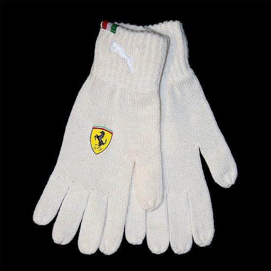 052492 02 Ferrari LS Knit Gloves