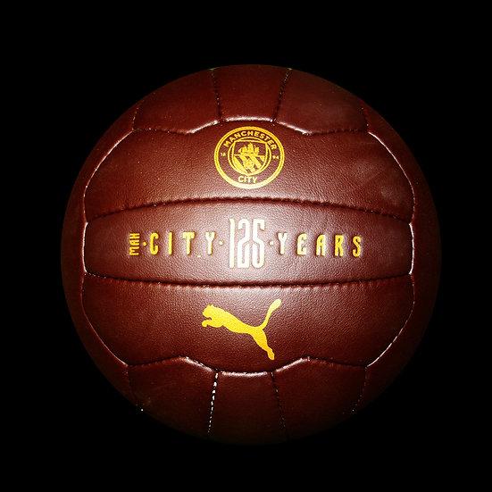 083301 01 Puma MCFC 125th Aniv Fan Ball