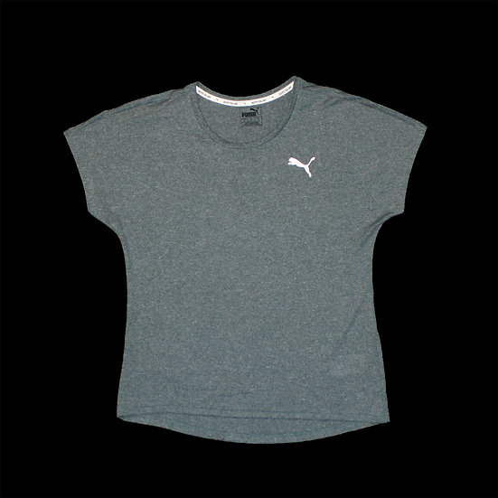 851876 30 Active Mesh Heather Tee