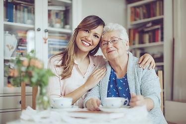Volunteer with senior woman.jpg
