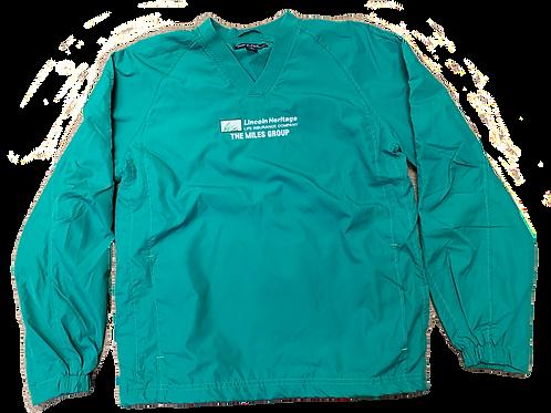 Green TMG Pullover