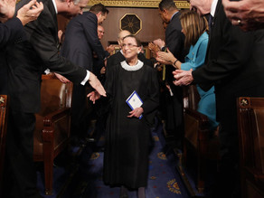 Ruth Bader Ginsburg… ou pourquoi tout est politique