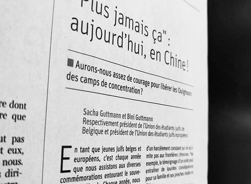 Aurons-nous assez de courage pour libérer les Ouïghours des camps de concentration ?