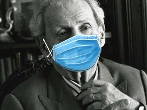 Philosopher sur la symbolique du visage et du masque sanitaire avec Levinas