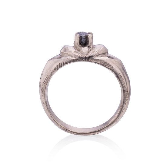 Raw Diamond Super Hero Ring