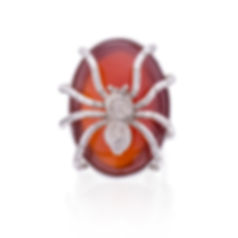 Tarantul Ring | Maya Sebbah | Jewelry Artis