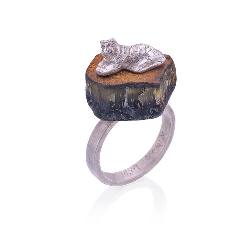 The Tiger Eye's Tiger Ring