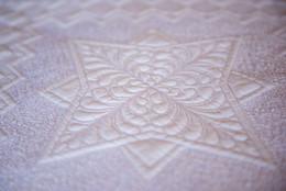 White Antique Tablecloth ...