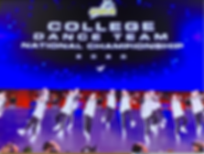 college dance