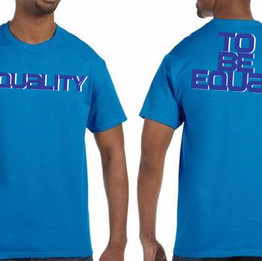 Men's Equality Blue