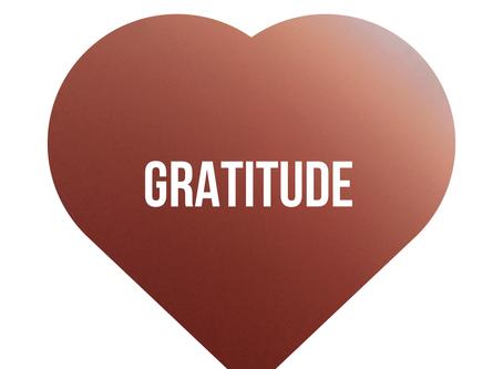 Gratitude As You Dress