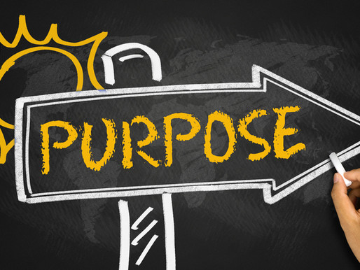 How Purpose Pumps Energy Into Your Strategic Plans
