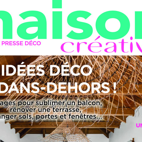 Maison Créative | In-Out Deco Ideas